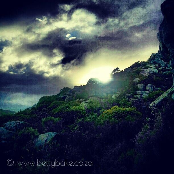 #sunrise in Glencairn, #capetown , #southafrica / #instagram / Photo by http://instagram.com/bettybake/