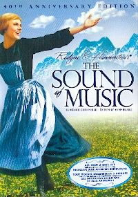 The Sound of Music DVD $21.99 USD. The breathtaking landscapes, the dazzling performances, and the world's best-loved songs all look and sound better than ever in this fully restored and digitally remastered DVD release of the most popular family film of all time! . In this true-life story, Julie Andrews stars as Maria, a spirited young woman who leaves the convent to bring love and music to Austrian widower Captain von Trapp (Christopher Plummer) and his seven children.