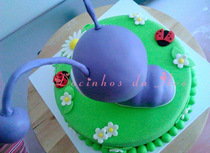 Docinhos da Avó - Cake Design: Bolo Tully