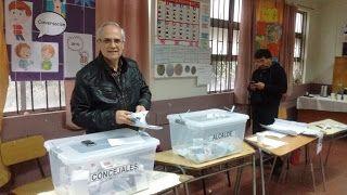 David Yañez Osses: Mi experiencia como vocal de mesa elección municip...