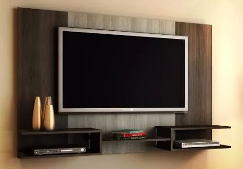 panel lcd / led tv rack modular
