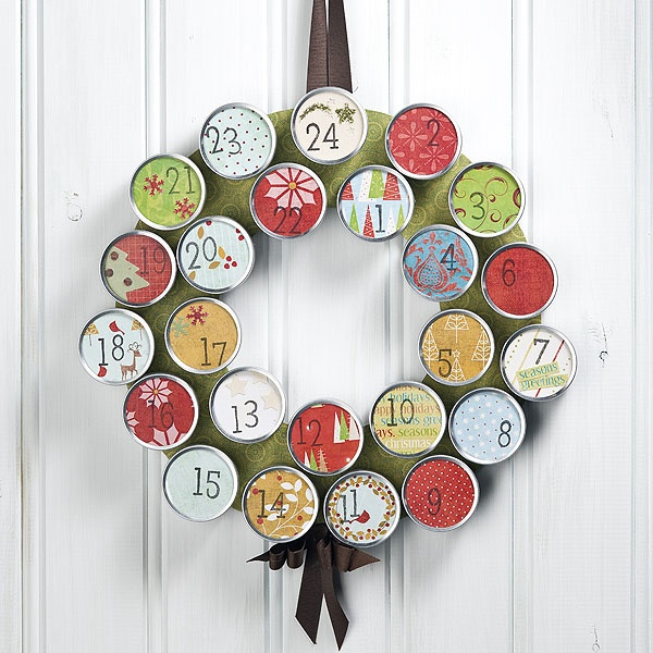 Ideas Library   Advent Wreath   Hobbycraft