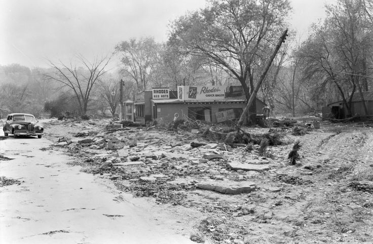 In the final tally, 81 people died and Hazel caused millions of dollars in damage. Forty highways were underwater, trains were washed from their tracks. The Militia was called in to help with the search for survivors. Almost 1,000 people were rescued from their homes in the Holland Marsh (near Bradford), which slowly turned into a lake. One family spent the night trapped in their home as it floated around the Marsh.