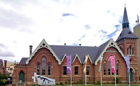 Австралийский музей ископаемых и минералов – #Австралия #Новый_Южный_Уэльс (#AU_NSW) Единственный музей в Австралии, в котором находится полный скелет тираннозавра. http://ru.esosedi.org/AU/NSW/1000226102/avstraliyskiy_muzey_iskopaemyih_i_mineralov/