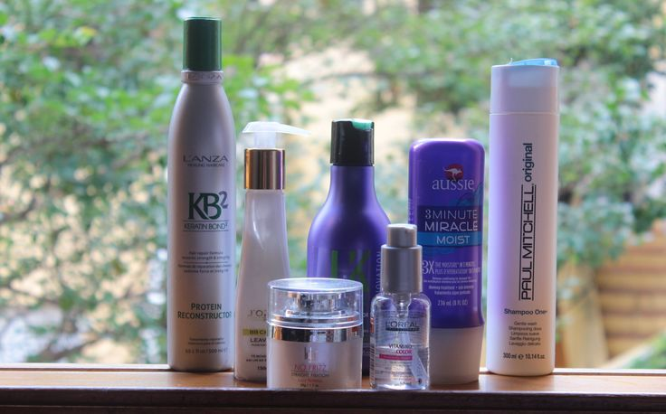 Produtos de Cabelo Preferidos do Momento hair products i love paul mitchell aussie lola cosmeticos l'oréal vitamino color l´anza lokenzzi