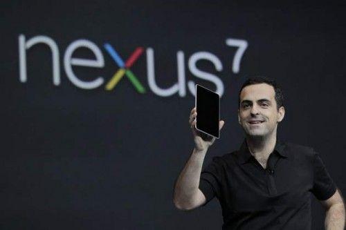 Google Nexus 7 Hands On [Video]