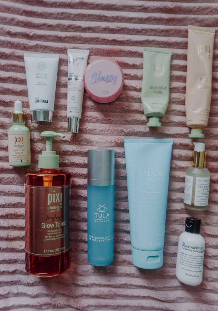 Skincare Products To Help Get You Glowing In 2020 Skin Balm Glow Tonic Skin Care