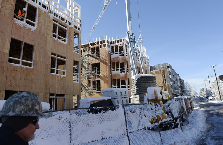 New homes in Denver may pivot toward affordability    Builders started 11,038 homes in metro Denver last year, 22 percent more than they started in 2015, a recent study shows, and nearly seven in 10 of the houses that sold cost more than $400,000.   http://feeds.denverpost.com/~r/dp-business/~3/ALLqbadNk_M/