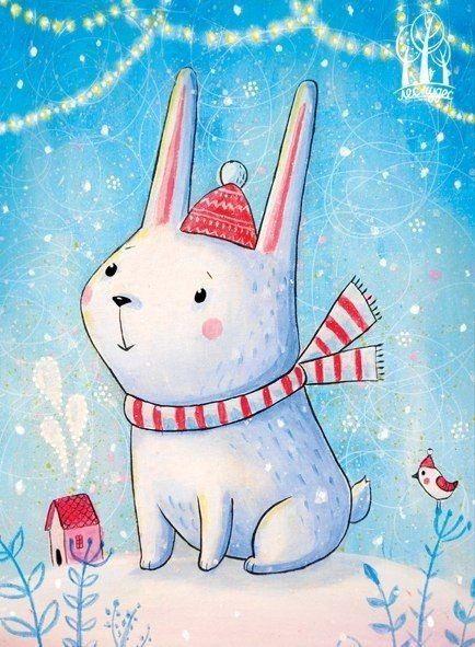 Картинки новогодние нарисованные милые, глаз смешной конфеты