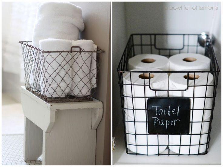 43 idées de petit rangement abordable pour l'appartement !