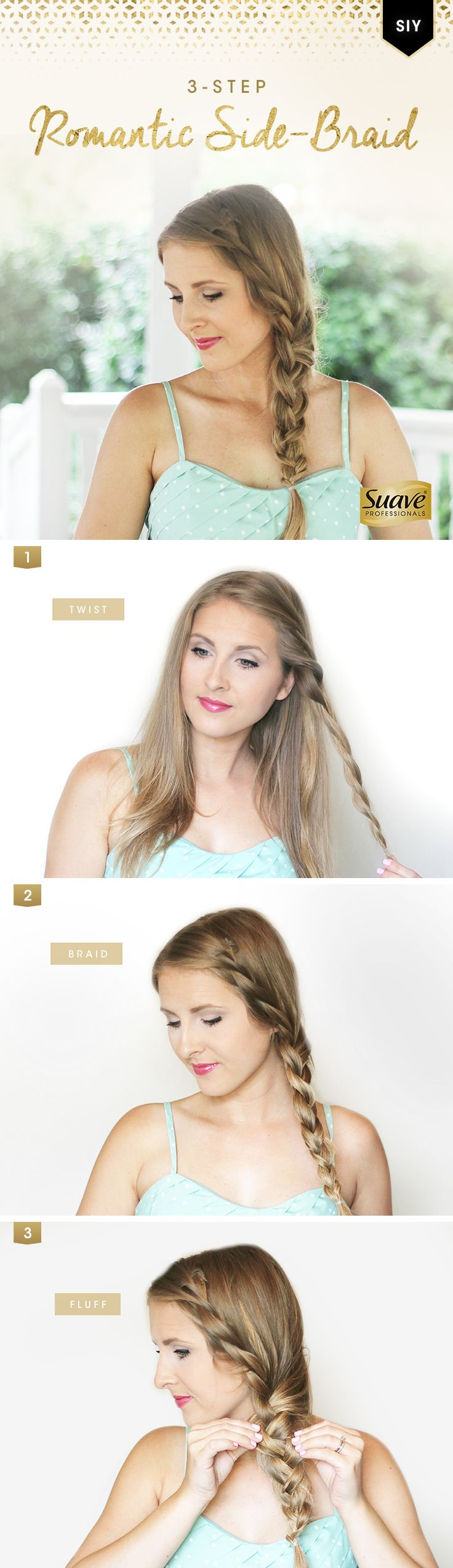 Best 25+ Side braid hairstyles ideas on Pinterest | Braid ...