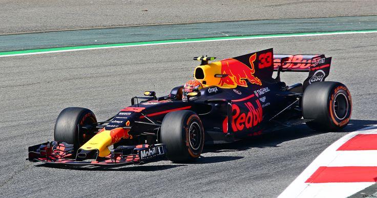 https://flic.kr/p/Z1JAve | Red  Bull RB13 / Max Verstappen / NED / TEAM RED BULL RACING