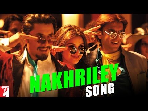 Groove to the song that will get your feet tapping to the music! Watch #Nakhriley.