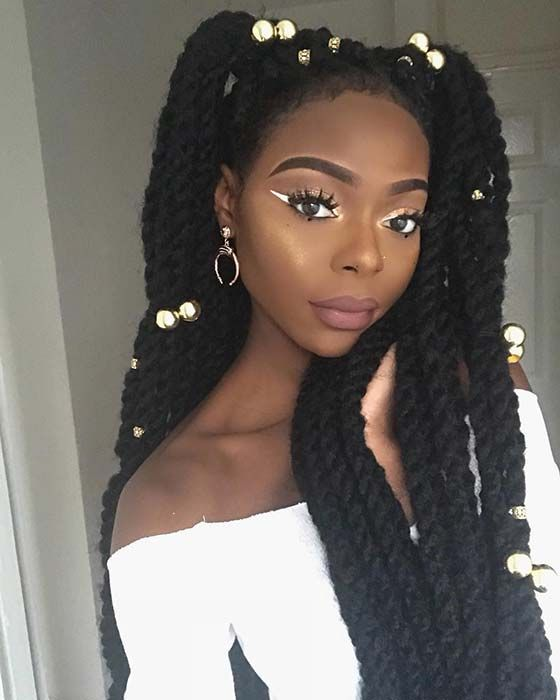 23 Must-See Havana Twist Hairstyles
