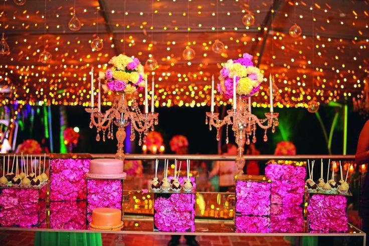 Las decoraciones florales marcarán la pauta en las bodas para aportar un toque más sofisticado... Foto: La Cámara / Cortesía