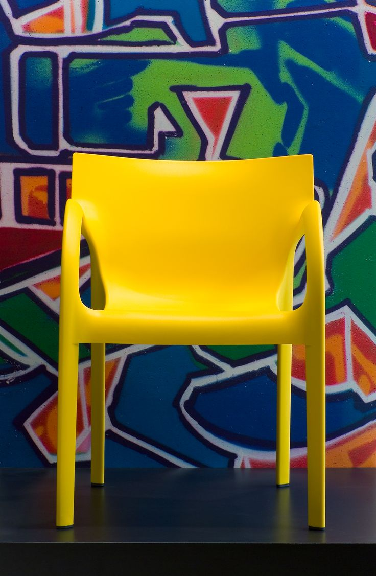 Can a chair be also funny? Yes, if that chair is #PoppyStar!  PoppyStar has the perfection of the latest generation ''air moulding'' technology.