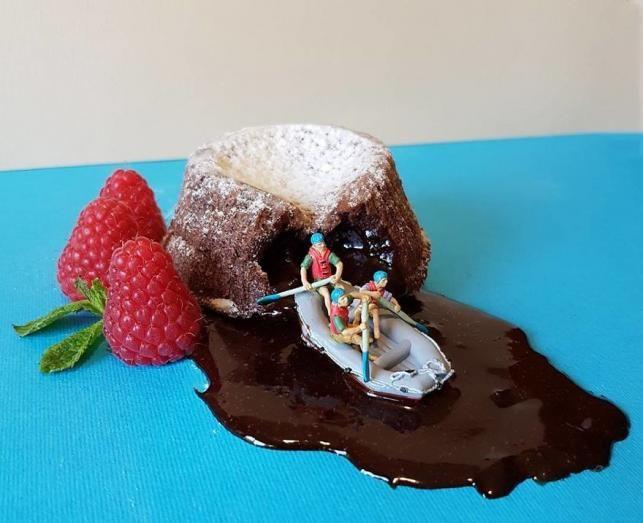 Minidesszert | Forrás: boredpanda.com