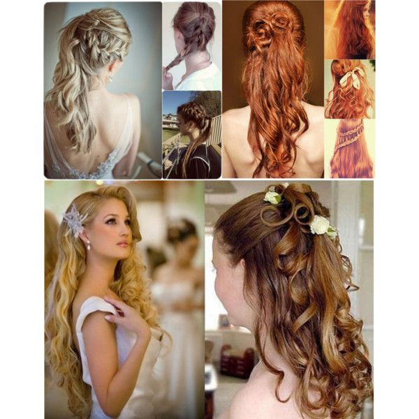 """""""Styles with Hair Extensions"""" by ca-remyhairextensionshop on Polyvore"""