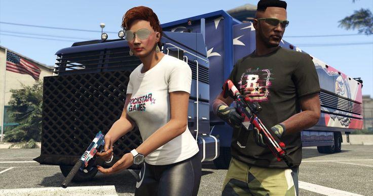'GTA Online' update brings new multiplayer mode and patriotic swag https://www.engadget.com/2017/06/30/gta-online-dawn-raid-dewbauchee-vagner/