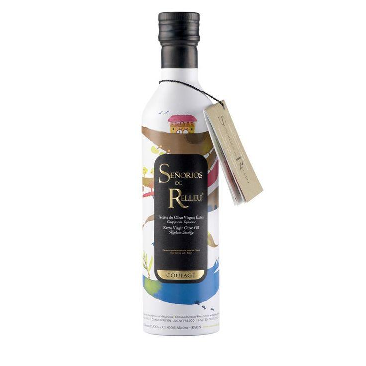 Aceite de Oliva Virgen Extra Señoríos de Relleu