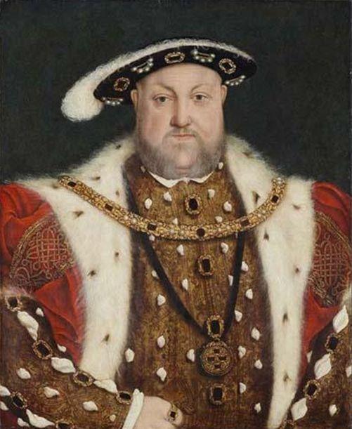Henryk VIII Tudor – kobiety, Kościół i krew