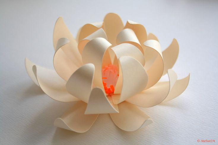 fleur en papier cr ation fabrication de fleurs en papier pour une d coration v nementielle. Black Bedroom Furniture Sets. Home Design Ideas