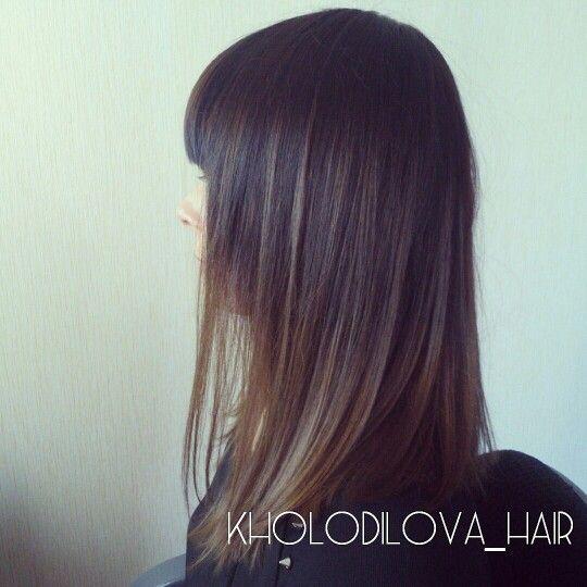 #hair #ombre #haircolor #beauty