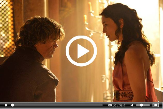 game of thrones season 4 srt english