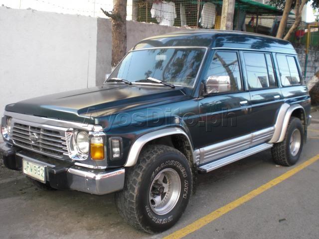 Nissan Patrol Safari 4x4