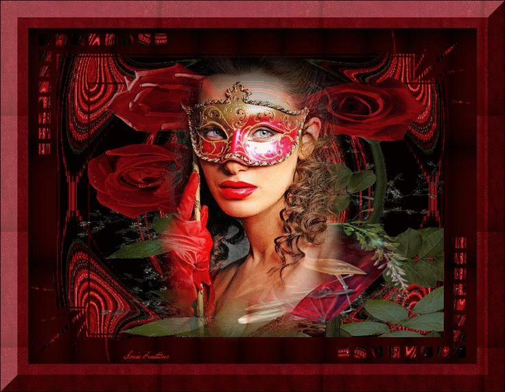gifs de rosas rojas animadas - Buscar con Google