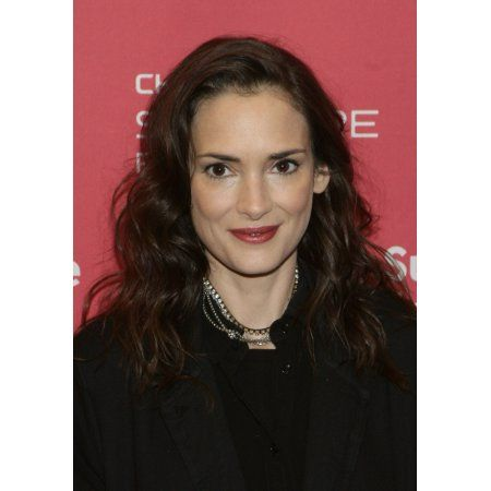 Winona Ryder At Arrivals For Experimenter Premiere At The 2015 Sundance Film Festival Canvas Art - (16 x 20)