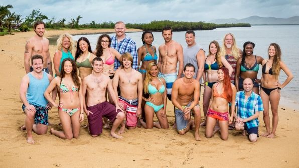 Meet the full cast of Survivor: Millennials vs. Gen X FALL 2016 ------------------------- SkyWatcher.TV