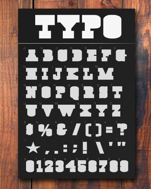 30 Best Creative and Professional Free Fonts For Designers - DesignModo