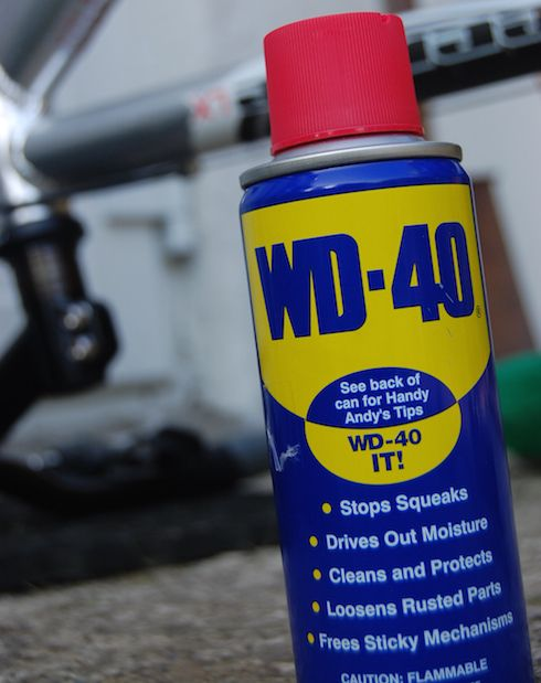 It's not new. The blue and yellow can is about as familiar as anything I remember from my childhood. Banished to a shelf in the garage, I assumed WD-40® was an automotive thing. Boy, was I wrong! This stuff is amazing. And cheap. My recommendation is to let the product do its work then remove […]