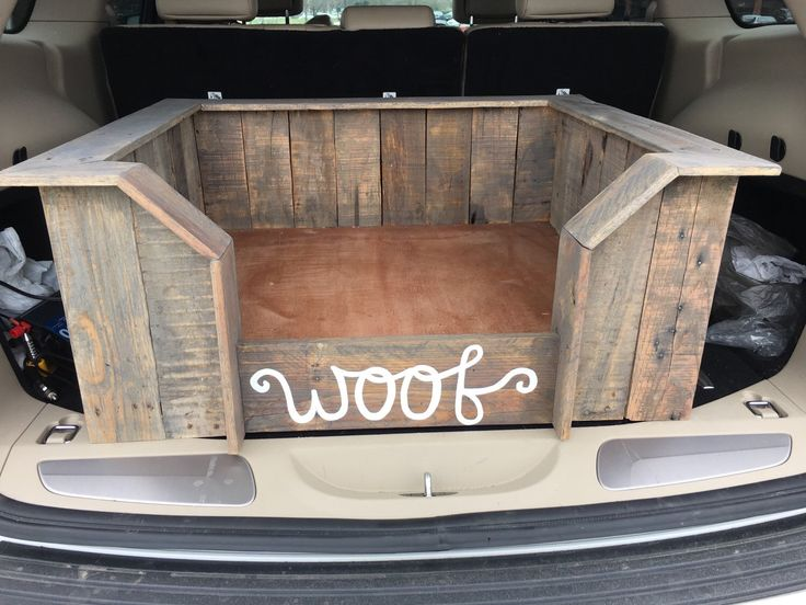Handcrafted Upcycled Wood Dog Bed (Pallet Dog Bed, Rustic Dog Bed, Wooden Dog Bed) by Pallets4Paws on Etsy https://www.etsy.com/listing/261735315/handcrafted-upcycled-wood-dog-bed-pallet