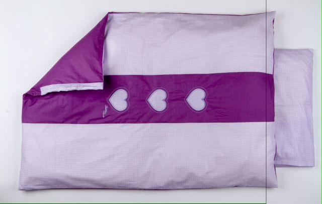 Hjerte sengetøj