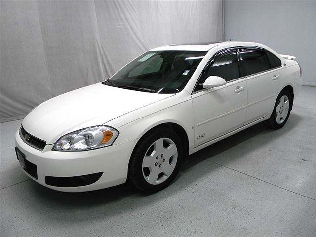 2008 Impala SS