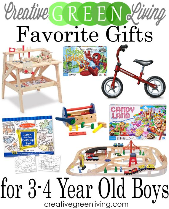 3 Year Old Boy Christmas Gifts