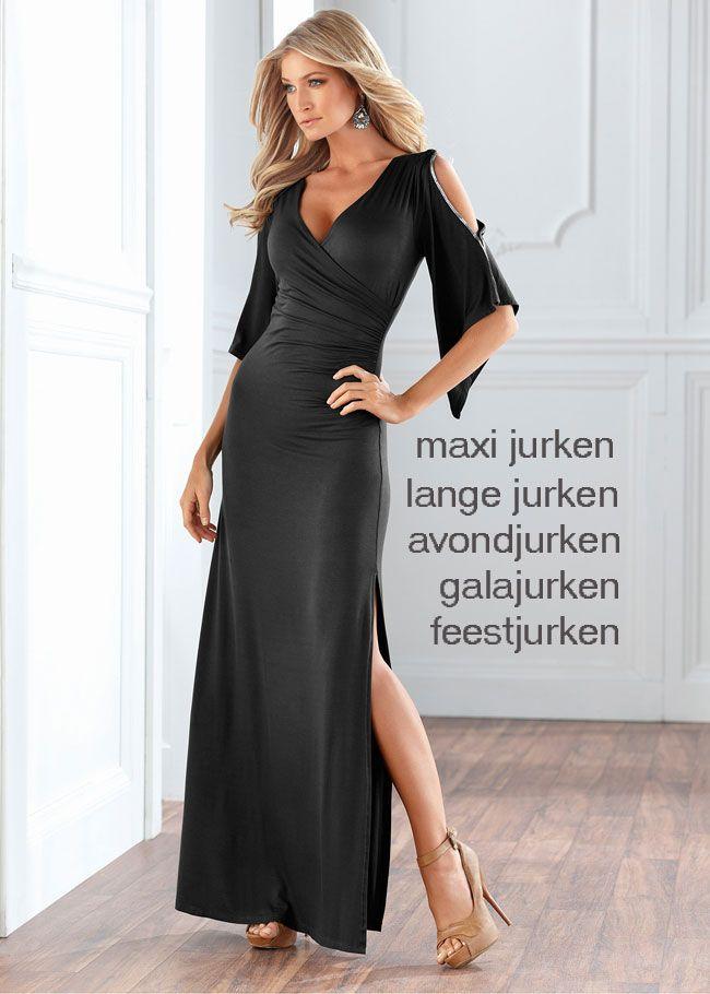 Avondjurken, elegante maxi jurken voor speciale gelegenheden.  Een feest in het vooruitzicht? deze wintermaanden is de kans dat het antwoord ja is natuurlijk groot, dat u een uitnodiging krijgt voor een leuk feest. MEER  http://www.pops-fashion.com/?p=16899