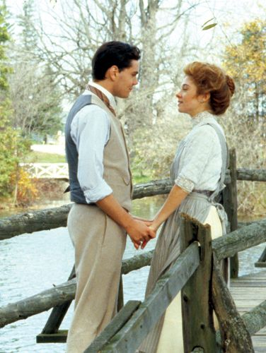 Anne of Green Gables - I need say nothing more. LOVE these books and show.