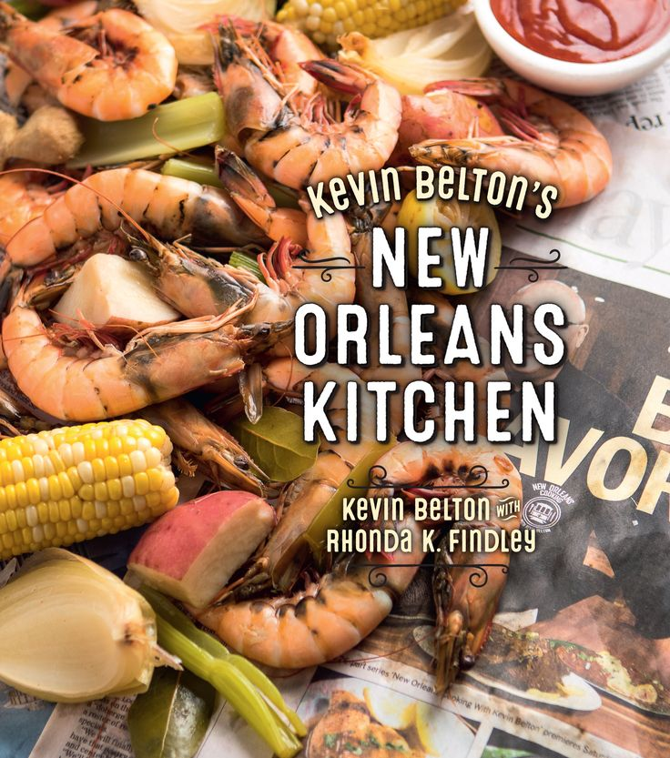 Cookbook review kevin beltons new orleans kitchen in