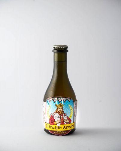 E' una birra longobarda.Realizzata in collaborazione con il gruppo di reavocazione storica Gens Langobardorum e rappresentano un tentativo di recuperare ingredienti altomedievali adattandoli ai palati moderni.Vendute in bottiglie da 33cl affusolate , all'epoca le birre erano