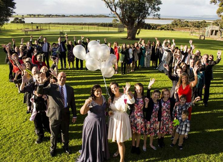 Pam Lewis #Celebrant [PHILLIP ISLAND] A wedding ceremony is the beginning of a life together, a day shared with family and treasured friends.