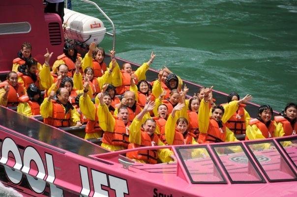 Great adventure! Everyone Loves Whirlpool Jet!