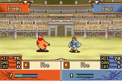 Remember that feeling in the old GBA Fire Emblem games? Miss please miss!!!