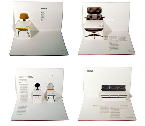 eames pop up book