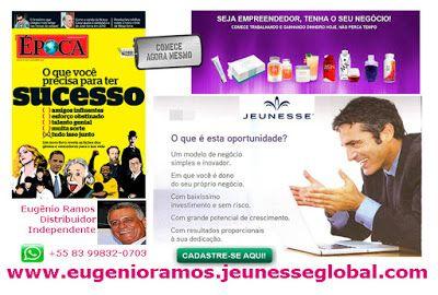 Eugenio Jeunesse: O MELHOR NEGÓCIO DO SÉCULO XXI