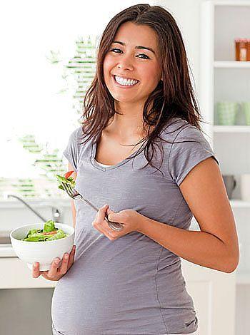 Recetas de cenas ligeras para embarazadas. http://www.guiainfantil.com