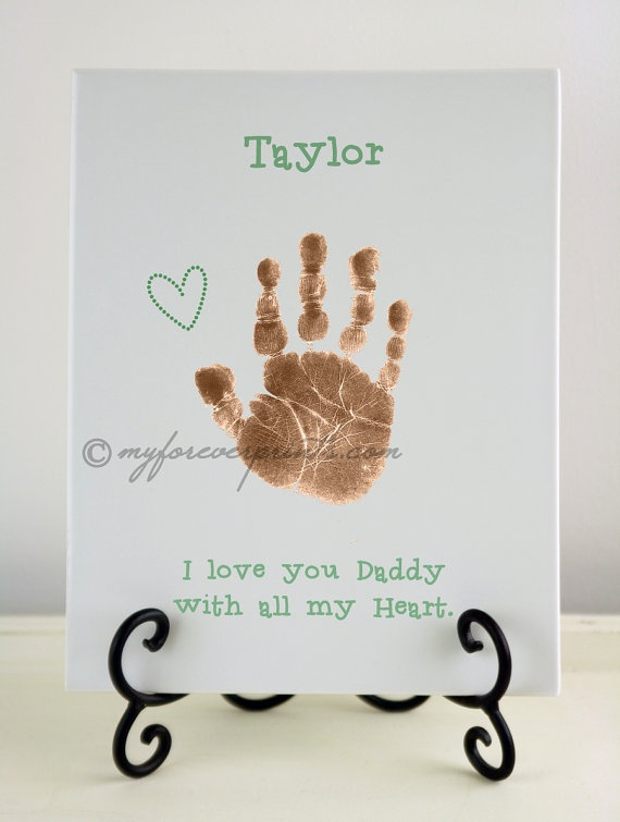 father's day canvas uk