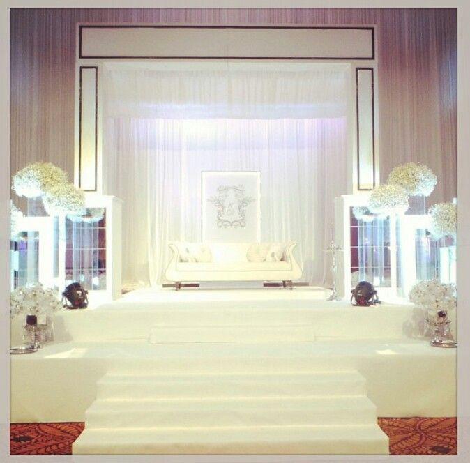 26 best Wedding Dais images on Pinterest | Wedding decor, Indonesia ...